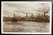 1910 Aberdeen England Picture Postcard Cover To Vancouver Canada Postage Due