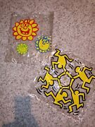 Keith Haring Inflatable Pillows Pop Shop 1988