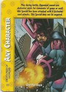 Overpower Marvel Collectible Card Game - Devourer Of Worlds - Ccg Card Galactus