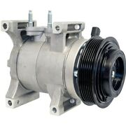 471-6054 Denso A/c Ac Compressor New With Clutch For Jeep Grand Cherokee Durango