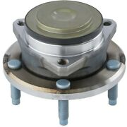513378 Moog Wheel Hub Front Driver Or Passenger Side New For Chevy Rh Lh Coupe