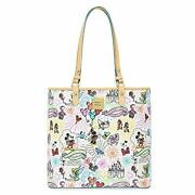 Disney Sketch Tote By Dooney And Bourke