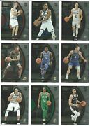 2017-18 Panini Select Basketball Concourse And Premier Base Sets 200 Cards