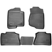 74-41-41035 Westin Floor Mats Front New Black For Toyota Tundra 2014-2018