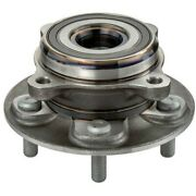 513397 Moog Wheel Bearing And Hub Front New For Lexus Rx350 Rx450h 2016-2018