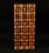 1824 3vol The Adventures Of Hajji Baba Of Isphan 1st Ed Earl Of Lonsdale Provena