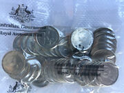 2016 5c Coin Bag 50 Yrs Changeover Uncirculated Royal Australian Mint Five Cents