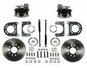 Leed Brakes Rc0001 Rearbrake Conversion Kit 8and9bearing For 1957-77 Ford Models