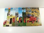 Lot Of 8 Antique Power Magazines Tractor - 1995 5 - 2010 1 - 2011 2