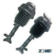 2 Pc Air Suspension Shock Absorber For Mercedes Benz W218 Front Left And Right New