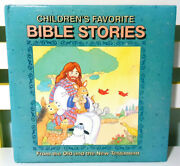 Childrens Favourite Bible Stories From The Old And The New Testament Hc Book