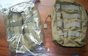 Pouch Military Coyote Molle Utility Canteen Mess Kit Ammo Magazine Specter Usa