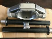 New Ford 9 Inch Tds Aluminum Center Housing Rear End W/steel Legs