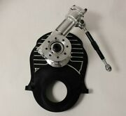 Bb Chevy Billet Timing Cover With Distributor Or Magneto Drive Enderle-rcd