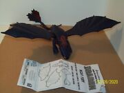How To Train Your Dragon Air Attack Night Fury Toothless Series 2 Rare