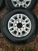 Chevy 2500hd Wheels And Tires