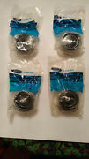 Set Of Four Nos 1971-1973 Ford Mustang Magnum 500 Center Caps