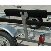 Boat Trailer Carpeted Guide-on Ons Pair 2x4x24 Pads 2 Ft Short Bunk