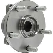 Wh513239 Quality-built Wheel Hub Front Driver Or Passenger Side New Rh Lh