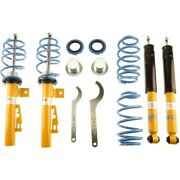 47-165403 Bilstein Coil Over Kits Set Of 4 Front And Rear New Coupe For Fortwo