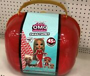 L.o.l. Surprise O.m.g. Swag Family Fashion Doll Limited Edition Lol Omg In Hand