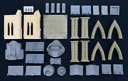 Age Of Sigmar Warhammer Quest Terrain Scenery Gothic Ruins Dungeons And Dragons