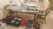 Massive Lego Collection 100and039s Of Pounds 10000and039s Of Pieces 100and039s Of Figures
