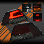 Smoked Red 3d Led Sequential Indicator Tail Lights For Holden Commodore Ve Sedan