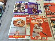 Wheaties Cereal Box Lot 29 Pieces Brand New Straight From Factory Michael Jordan