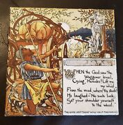 Wheeling Hercules The Gods Help Those Who Help Themselves 6x6 Porcelain Tile