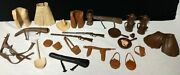 1960's Marx Toys Best Of The West Johnny West Over 25 Accessories..guns,etc.