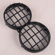 Headlight Cover Grille Mesh Moped Scooter Fit For Yamaha Bws100 Honda Zoomer U