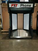 Vintage Outdoor Phone Booth New Old Stock