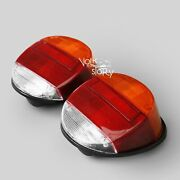 Tail Light Assembly 1973-79 Vw Bug Beetle Super Beetle, Pair
