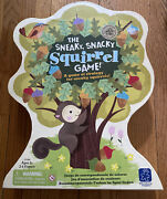 Educational Insights The Sneaky Snacky Squirrel Board Game Parents Choice Award