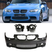 M3 Style Front Bumper Cover For Bmw E92 E93 328i 335i Coupe Convertible 07-10