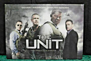 The Unit Complete Series, Seasons 1, 2, 3, And 4 Dvd