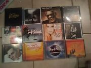 Huge Lot Of Music Cds Albums Ray Charles Jack Johnson Phil Collins Beach Boys Cd