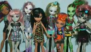 Monster High Dolls Sets Inc Some Original Accessories - Choose From Various