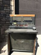 Vintage Bell Telephone Switch Board