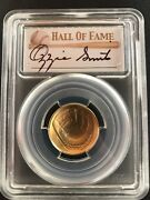 2014w Gold Ozzie Smith Ms70 5 Pcgs Baseball Hall Of Fame Rare - Only 20 Exist