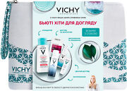 Vichy Set Beauty Hits For Care Thermale Water Mineral 89 Booster Fluid Shampoo