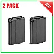 2 Pack New Promag Magazine 30 Carbine 10rd Fits M1 Blue Rugged Construction