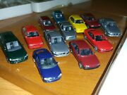 Vintage Herpa Opel Collection Toy Mini Models Germany Gdr Ddr Rare Set Lot 187