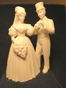 Department 56  9 Tall Wedding Silhouette Was 60.00 Now 35.00