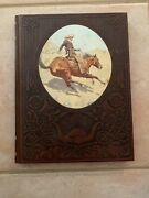 1973 The Old West The Cowboys By The Editors Of Time-life Books Vintage 1973
