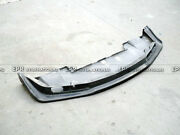 For Nissan Skyline R34 Gtr As Style Frp Front Bumper Lip With Undertray Part