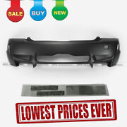 For Mini Cooper R56 Ver.2.11/2.12 Frp Unpainted Ag-style Rear Bumper Body Kits