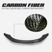 Carbon Fiber For Toyota 19+ Supra A90 T Type Rear Trunk Spoiler Wing Exterior