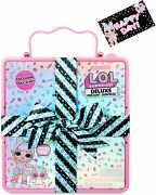 Lol Surprise Deluxe Present Limited Edition Miss Partay With Doll And Pet Pink New